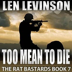 Too Mean to Die Audiobook