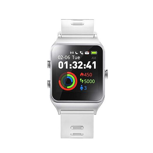 G-Bracele Smartwatch con Pulsómetro,Impermeable IP68 Reloj ...
