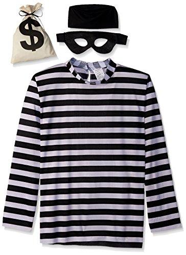 Burglar Man Costume ()