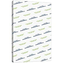 Hammermill Printer Paper, Color Copy Digital Cover, Ledger, 19 x 13, 80lb, 100 Bright - 250 Sheets / 1 Ream (133241R) Made In The USA