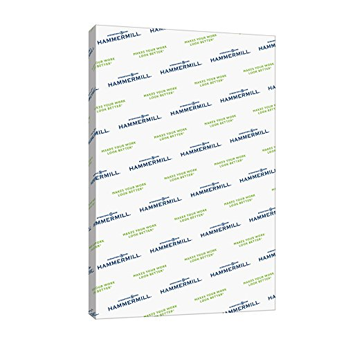 Color Copy Hammermill Cover Paper (Hammermill Printer Paper, Color Copy Digital Cover, 12 x 18, 100lb, 100 Bright – 250 Sheets / 1 Ream (133232R) Made In The USA)