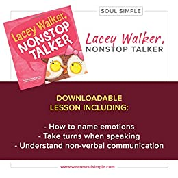 When Social And Emotional Learning Is >> Lacy Walker Nonstop Talker Lesson Social And Emotional Learning