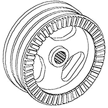 amazon 674966r91 new idler pulley made for case ih tractor Ford 8N Tractor Oil Filter 191461c1 new separator drive pulley made for case ih tractor models 1420 1440