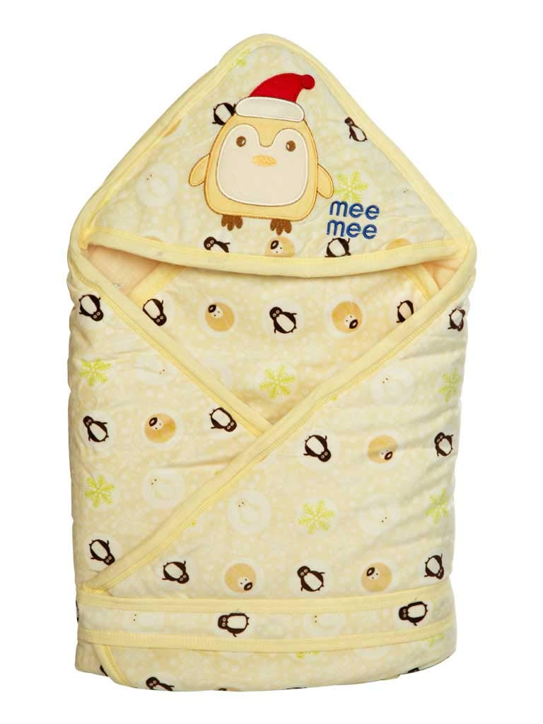 Mee Mee Cozy Cocoon Baby Wrapper with Hood for ₹959