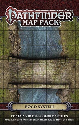Pathfinder Map Pack: Road (Road Pack)