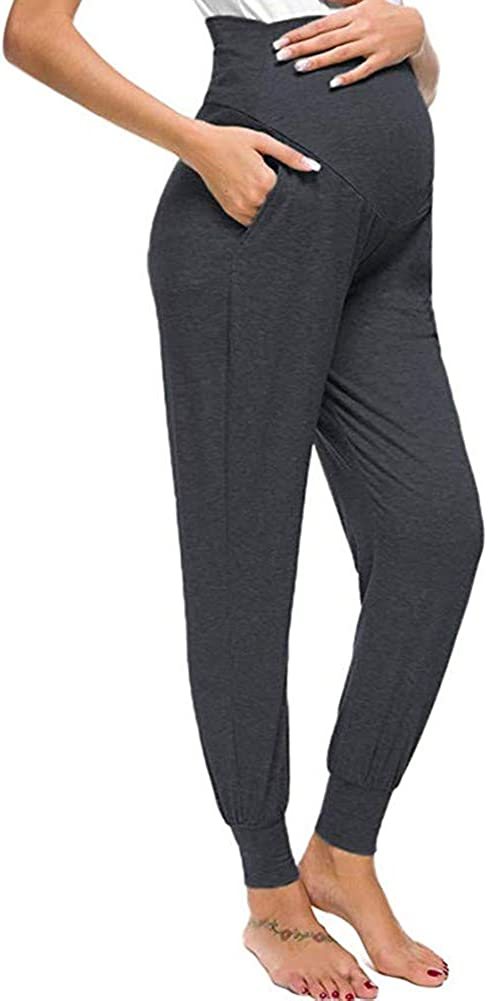 Love2Mi Pantalones de maternidad para mujer