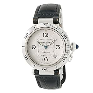 Cartier Pasha automatic-self-wind mens Watch 2378 (Certified Pre-owned)