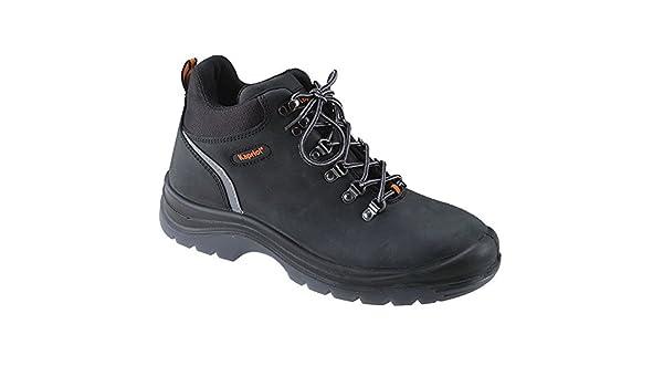 KAPRIOL Zapato de Seguridad Tucson Alta, Negro