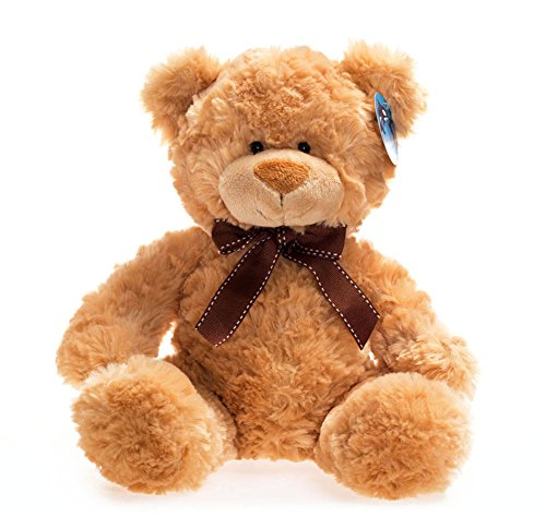 WILDREAM Teddy Bear Stuffed Animal,11 Inches Plush Bear]()