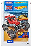 Mega Bloks Hot Wheels Dune It Up Monster Truck