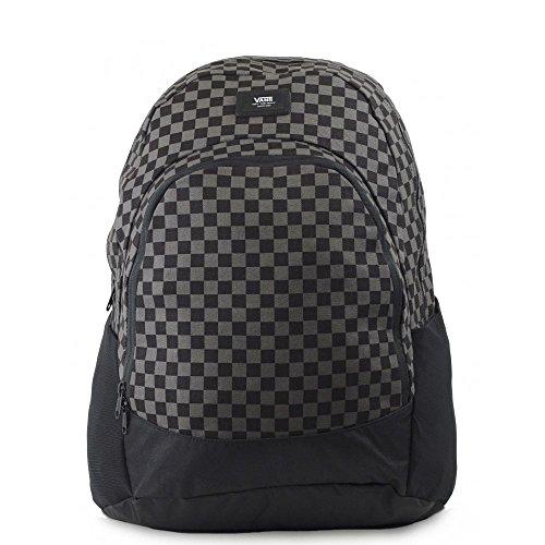 VANS Van Doren Original Backpack One Size Black Charcoal
