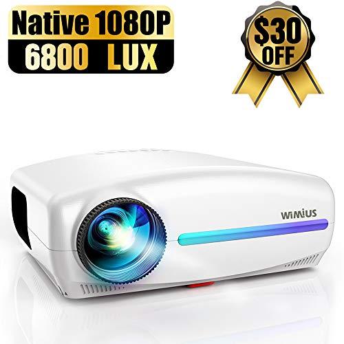 WiMiUS Native 1080P Projector