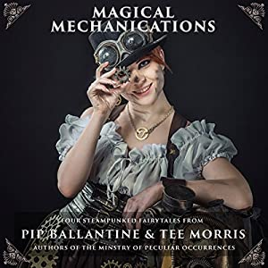 Magical Mechanications Audiobook