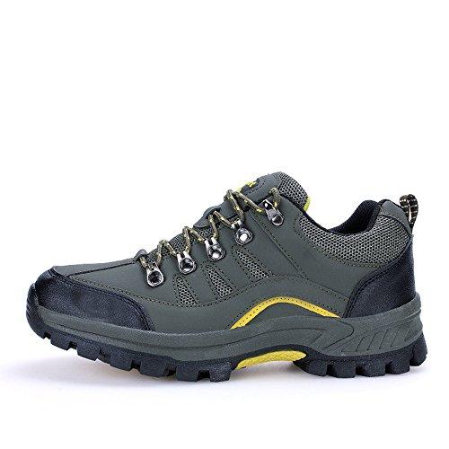 CHT Otoño Del Resorte De Los Hombres De Invierno Zapatos Para Caminar Al Aire Libre De La Ciudad De Tamaño De Varios Colores Opcionales green1