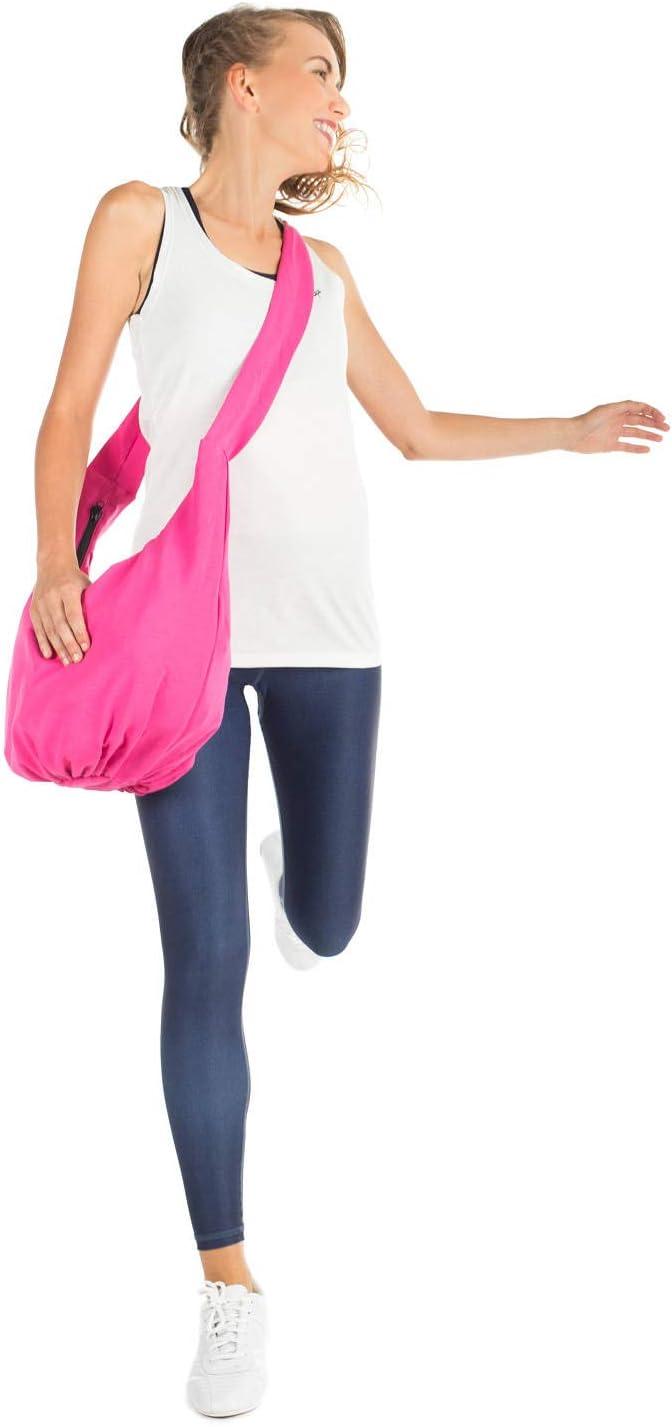 Tempo Libero Stile Danza Canotta da Donna Yoga Ultra Leggera Sport Donna Fitness Allenamento WINSHAPE Mct006