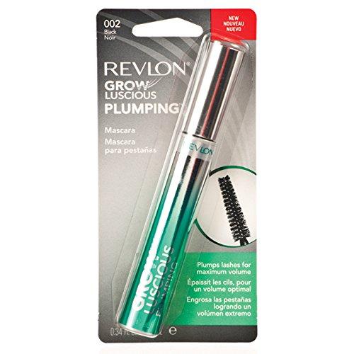 Revlon Luscious Plumping Mascara Black