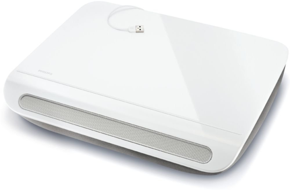 Philips SDC5100AC/10 Coussin multimé dia avec Barre de son inté gré e en USB pour Ordinateur portable SDC5100/10 Batterie PC adaptateur station d' accueil