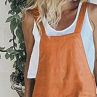 SMILEQ Traje de Las Mujeres Traje de Moda Sling algodón sólido de ...