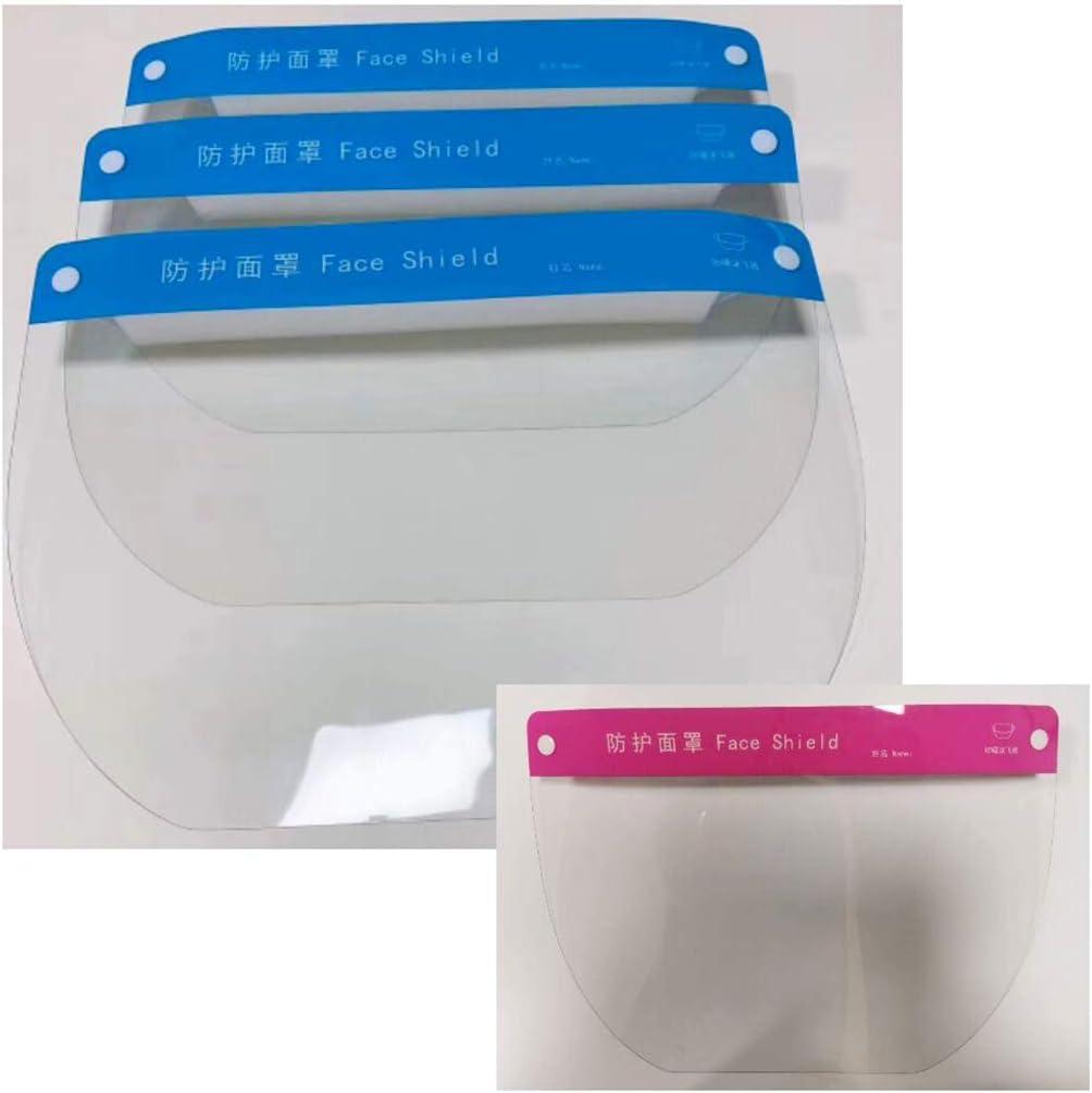 Kncobuec Lunettes de Protection Protections r/églables Anti = sa = Liva Housse int/égrale Anti-poussi/ère Ma = SK Visor Shield