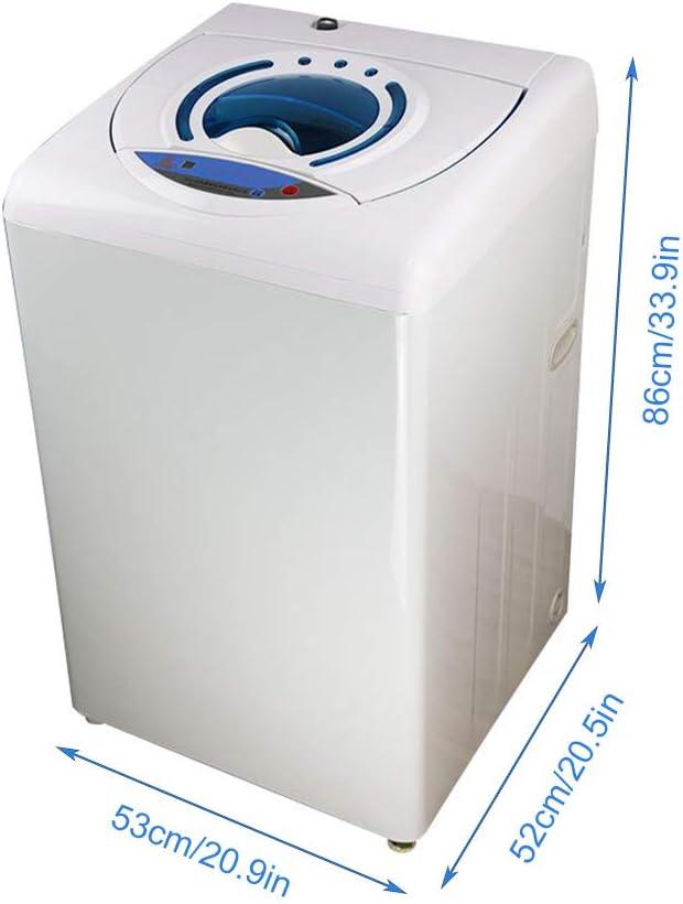 TQMB Lavadora de Zapatos, Máquina para lavandería compacta,Máquina ...