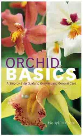 Orchid Basics: A Step-by-Step Guide to Growing and General Care