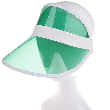 Ssowun Nuevo Sombrero de Sol al Aire Libre Unisex Gorra de ...