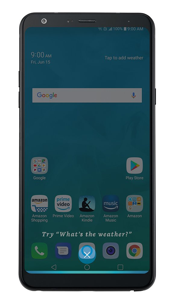 LG Stylo 4 – 32 GB – Unlocked (AT&T/Sprint/T-Mobile/Verizon) – Aurora Black – Prime Exclusive Phone by LG (Image #3)