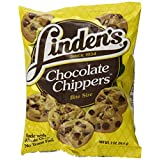 Linden's Cookies Lindens Chocolate Chippers Cookies, (Pack Of 36)