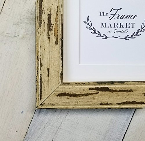 Barn Wood Oyster Picture Frame 5x7, 8x10, 11x14, 16x20 and custom sizes