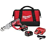 Milwaukee 2637-22 M18 Cordless 18 Gauge Single Cut Shear - Kit