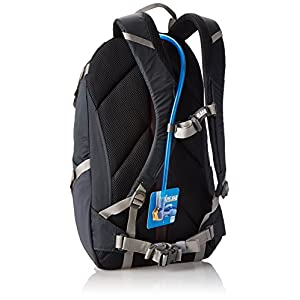 Camelbak 2016 Rim Runner 22 Hydration Pack, Charcoal/Chili Pepper