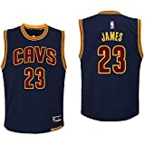 NBA Youth 8-20 All Star Team Color Players Replica Jersey (Large 14/16, LeBron James Alternate)