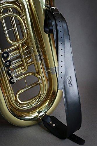Tragegurt Trageriemen für Tuba aus hochwertigem Leder