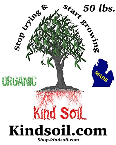 Kind Soil ''Hot Soil'' 50 lbs. Total Weight (10 - 5 lb. Bags) by Kind Soil Hot Mix