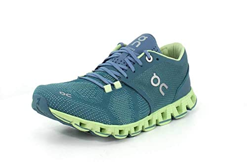 Zapatillas On Running Cloud X Storm Willow Mujer: Amazon.es: Zapatos y complementos