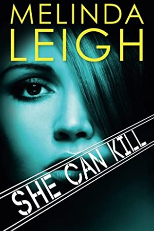 book cover of   She Can Kill