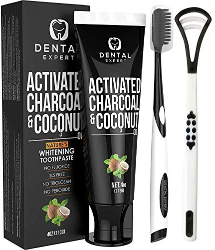 Dental Expert Activated Charcoal