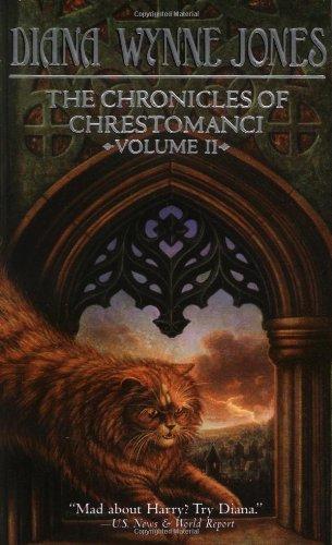 Image result for chrestomanci quartet