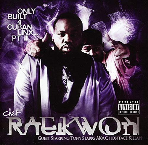 Price comparison product image Only Built for Cuban Linx Part II