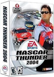 Nascar thunder 2004 pc gameplay hd youtube.