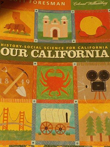 HISTORY-SOCIAL SCIENCE GRADE 4-CA.ED.