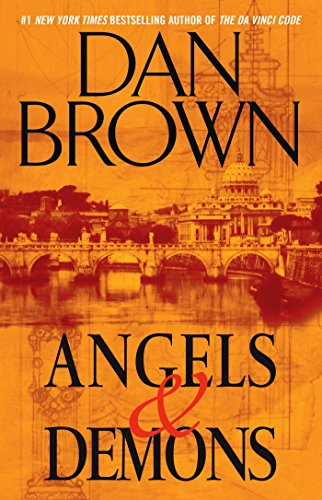 Books : Angels & Demons: A Novel (Robert Langdon)