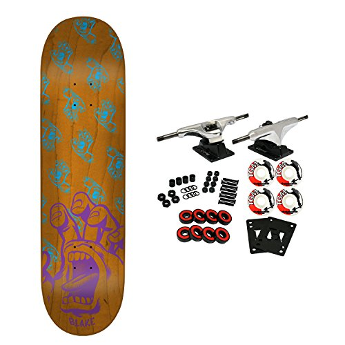 Santa Cruz Skateboard Complete Johnson MultiHand 8.25″