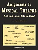 Assignments in Musical Theatre, Jacque Wheeler and Haller Laughlin, 0887346766
