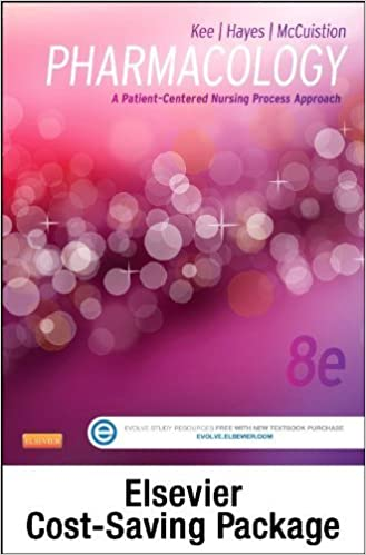 Pharmacology Online for Pharmacology (Retail Access Card, and Textbook Package): A Nursing Process Approach, 8e by Joyce LeFever Kee MS RN (2014-02-18)