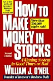 img - for How to Make Money in Stocks: A Winning System in Good Times or Bad book / textbook / text book