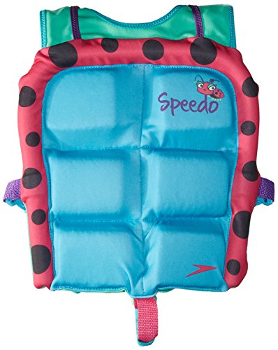 Speedo Water Skeeter Personal Life Jacket, Berry, One Size price