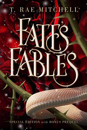 Fate's Fables Special Edition (Fate's Journey Book - 8 Onyx Inch
