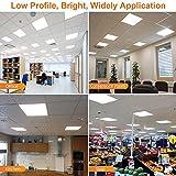 4 Pack 2x2FT LEDDropCeiling Light 40W