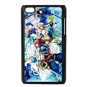 ipod 4 Black Kingdom Hearts phone cases&Holiday Gift